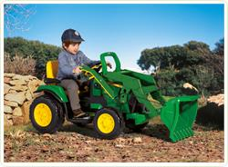 JD Ground Loader
